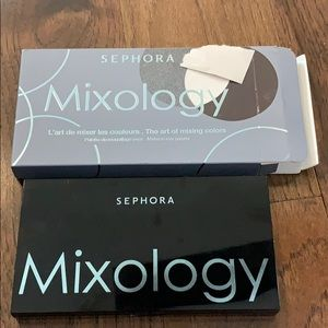 New Sephora Mixology Eye palette - gorgeous!
